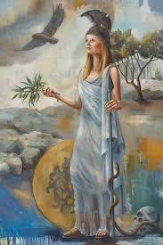 Women in Mythology Paintings