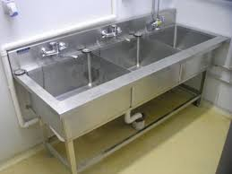 3 compartment sink faucet elkay 3 compartment sink faucet economy 3 compartment sink eagle