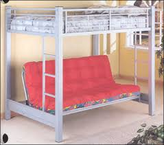 Futon Bunk Beds With Mattress Futon Bunk Bed With Mattress Bonners Furniture