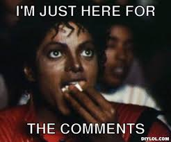 Meme Generateor - michael jackson popcorn meme generator i m just here for the