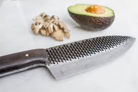 farrier tools turned into chef knives neatorama