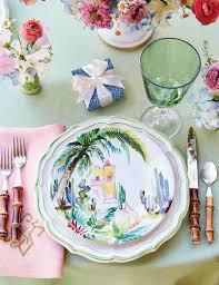 delmar sterling silver round green a toast to ten u0026 garden party flower magazine home u0026 lifestyle