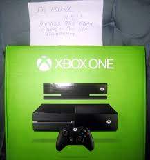 xbox one consoles video games target xbox one allegedly delivered early by target selling on ebay