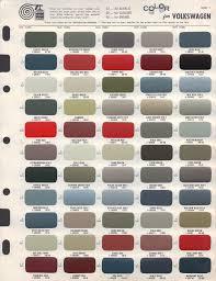 paint chips 1956 volkswagen beetle beetle u0027s u003c u003e vw u0027s u003c u003ek u0027g s shared