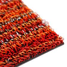 Chilewich Outdoor Rugs by Buy Chilewich Skinny Stripe Shag Rug Orange Amara