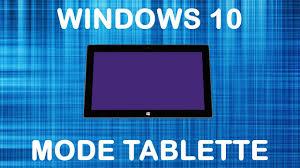 mode bureau windows 8 retrouver le bureau désactiver mode tablette windows 10
