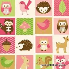 15 best northcott fabric images on forest friends