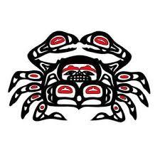 haida crab tattoo design tattoowoo com