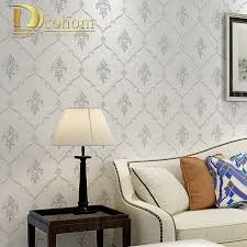 Beige Home Decor Beige Damask Wallpaper Promotion Shop For Promotional Beige Damask