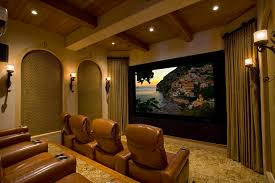 home theater design nyc home theater ny with projector screen and installation nyc by 5163co