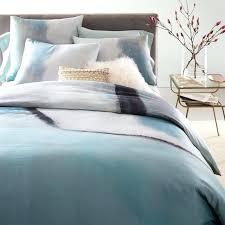 Organic Queen Duvet Cover Light Blue Duvet Covers Queen 400 Thread Count Organic Sateen