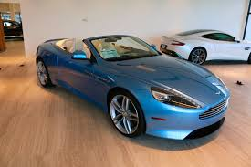 custom aston martin vanquish 2016 aston martin db9 gt volante stock 6nb17365 for sale near
