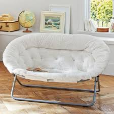 sherpa double hang a round chair