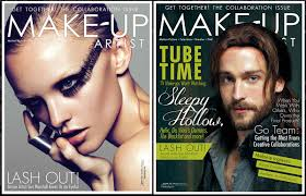 magazines for makeup artists makekup artist magazine published cmc makeup school