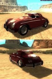 porsche 356 speedster 356 speedster for gta san andreas