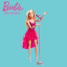 aliexpress buy original barbie doll profession singer