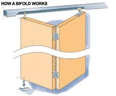 Fix Bifold Closet Door How To Fix Stubborn Bifold Closet Doors Closet Doors Doors And