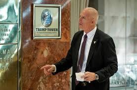 former bodyguard maintains role as top trump protector political
