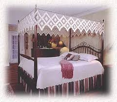 Bed Canopies Heirloom Fishnet Bed Canopy Of Carolina