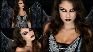 Easy Halloween Makeup Tutorials by Dark Angel Halloween Makeup Tutorial U0026 Costume Beauty And