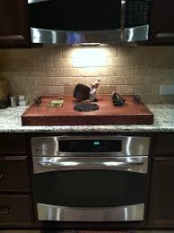 electric stove top covers home appliances decoration