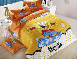 Spongebob Bedding Sets Spongebob Reactive Print 3d Bedding Set Quilt Cover Bed Sheet 3d