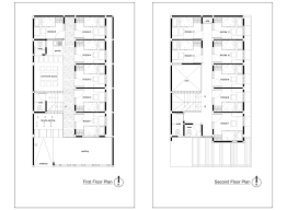Rectangle House Floor Plans Bioclimatic Boarding House Keeps Naturally Cool In Tropical