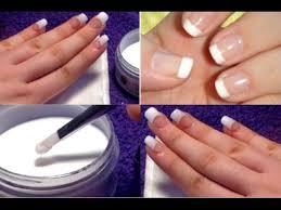 diy acrylic nails easy u0026 at home youtube