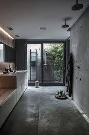 bathroom concrete bathrooms brilliant on bathroom best 25 ideas