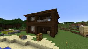 minecraft xile server modern dark oak house youtube