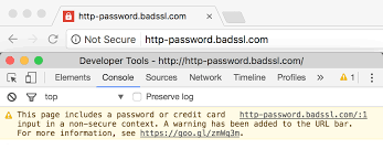 chrome keeps redirecting to https avoiding the not secure warning in chrome web google developers