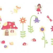 enchanted garden wall stickers kids wall stickers ireland