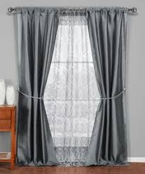 Striped Curtain Panels Horizontal Drop Cloths On Top And Fabric Of Choice On Bottom Much Cheaper