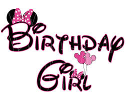 minnie mouse birthday baby minnie mouse 1st birthday clipart clipartxtras