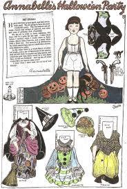 116 best halloween paper dolls images on pinterest paper