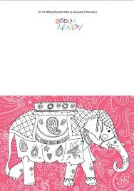 holi colouring pages