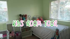 minimalist rooms done kids room tour week 6 4 youtube