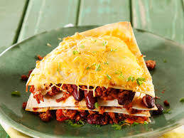 Weekend Dinner Ideas Mince Tortilla Stack Add A Little Spice To Your Weekend U2013 With
