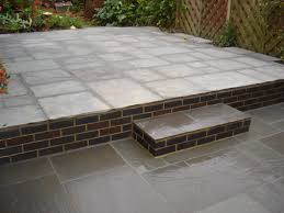 Indian Sandstone Patio by Patio Using Indian Sandstone