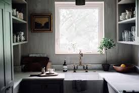 before u0026 after a drab kitchen becomes a serene space u2013 design sponge