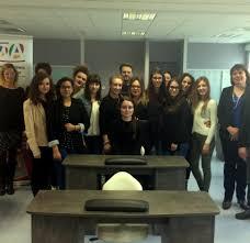 chambre des metier rodez dix étudiantes italiennes à la chambre de métiers 22 02 2017