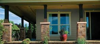 bellastone architectural columns at deck builder outlet online store