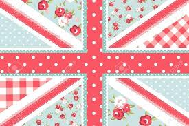 shabby chic wallpaper borders cool british flag in shab chic