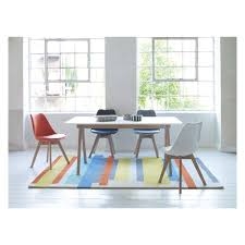 Habitat Dining Table Person Square Dining Table Folding Room Space Saver Expandable