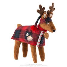 on shelf reindeer claus couture collection fa la la reindeer pajamas santa s