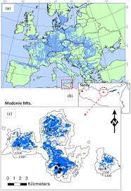 Current Map Of Europe Cullotta S La Placa G Maetzke Fg 2016 Effects Of Traditional
