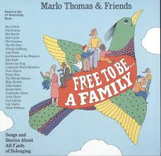 marlo thomas u0026 friends free to be a family lp vg nm canada a u0026m