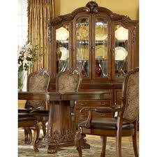 old world dining room tables a r t furniture old world double pedestal dining table ar 143221 2606