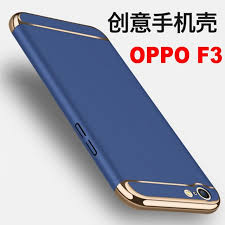 Oppo F3 For Oppo F3 Electroplated 3 In 1 Phone For Oppo F3