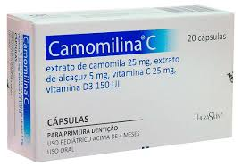Common Camomilina C 20 Comprimidos Theraskin &OM86